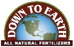 Down To Earth All-Natural Fertilizers