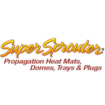 Super Sprouter Propagation Trays, Domes and Supplies