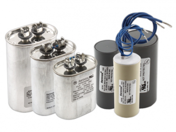 Capacitor HPS 430 48 MFD 300V