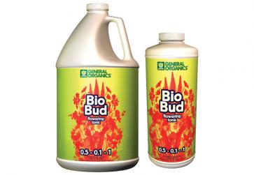 General Organics BioBud by General Hydroponics