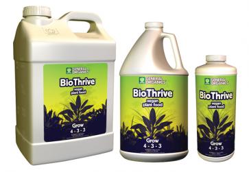 General Organics BioThrive Grow by General Hydroponics