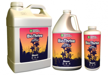 General Organics BioThrive Bloom by General Hydroponics