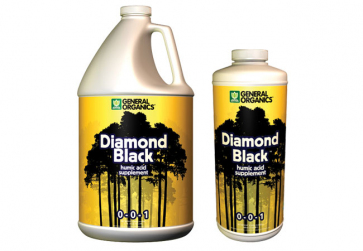 General Organics Diamond Black by General Hydroponics