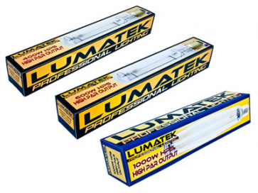HPS 400 watt Bulb - Lumatek High-PAR