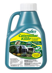 Safer Caterpillar Killer Concentrate - 16 oz