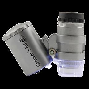 Microscope Lighted 60x