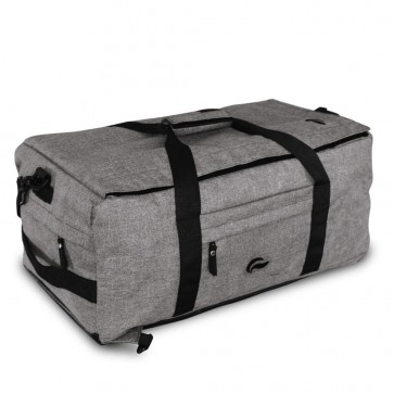SkunkGuard Odor-Proof Hybrid Back-Pack/Duffle - Gray