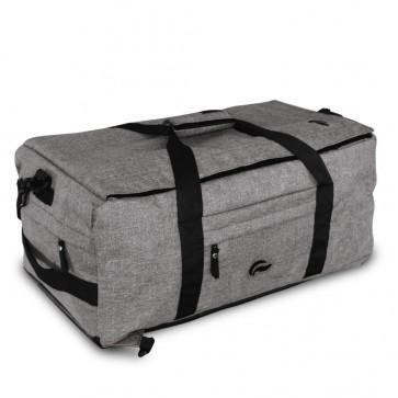 SkunkGuard Odor-Proof Hybrid Back-Pack/Duffle - Gray