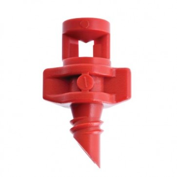 EZ-Clone 360 Sprayer Red