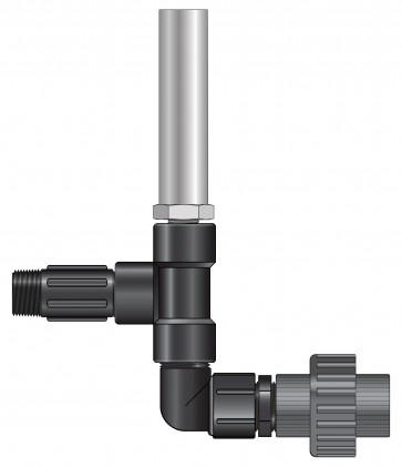Dosatron Water Hammer Arrestor - 1-1/2 in Installation Kit (WHA150-SS-KIT)