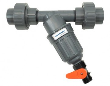 Dosatron In-Line Filter Kit w/ Unions - 3/4 in (200 Mesh / 80 Micron) 3/4 in (AKF5AP11KIT-A)