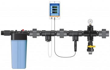 Dosatron Nutrient Delivery System - Nutrient Monitor Kit 40 GPM 1-1/2 in (HYKMON150)