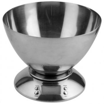Measure Master 5000 XL Digital Scale w/ 4 L Bowl