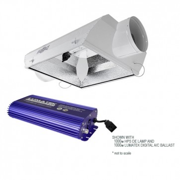 1000 HPS AC/DE Air-Cooled - Complete System