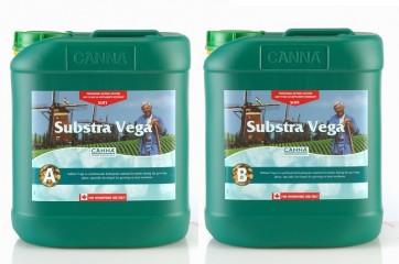 CANNA Substra Vega A/B Soft Water Nutrient