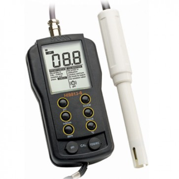 Hanna pH/EC/TDS/Temp Portable Meter