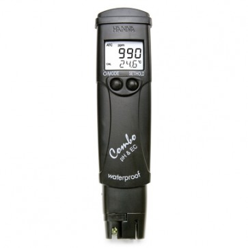 Hanna Combo Waterproof pH/EC/TDS/Temp Meter