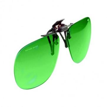 Method Seven Aviator LED Clip-On Glasses