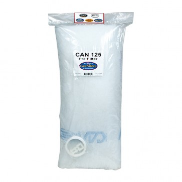 Can Replacement Pre-Filter 125