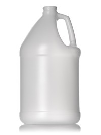 Plastic Container (natural) - gallon