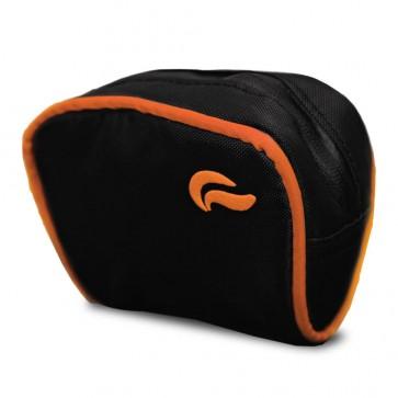 SkunkGuard Odor-Proof GoCase - Black/Orange
