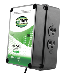 Titan Controls Helios 11 - 4 Light 240V Controller with Trigger Cord