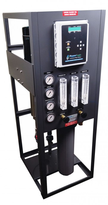 Hyper-Logic Expandable 2,000 GPD Commercial Reverse Osmosis System