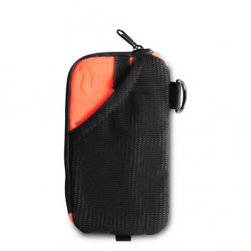 SkunkGuard Odor-Proof Pocket Buddy 6 in - Black/Orange