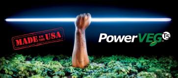 Eye PowerVEG FS+UV T5 HO Fluorescent Lamp - 4 ft