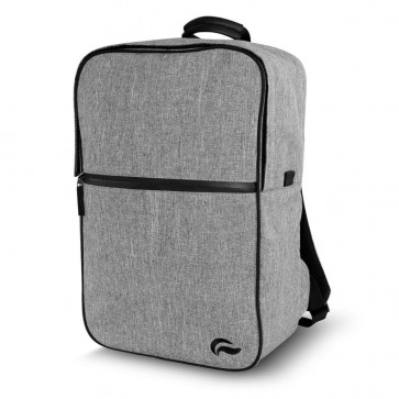 SkunkGuard Odor-Proof Urban Backpack - Gray
