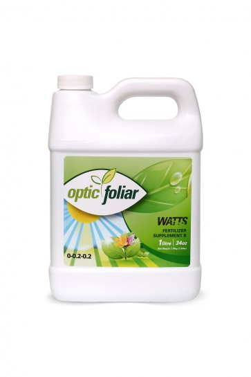Optic Foliar WATTS - Liter