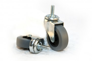 "Centurion Pro 2.5"" Wheels (pair) - Mini, Original & Silver Bullet"