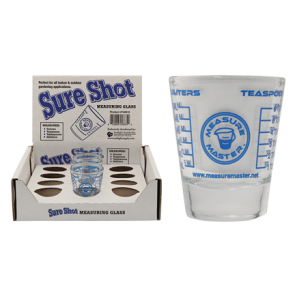 Sure Shot Measuring Glass 1.5oz