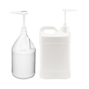 Pump Dispenser For Gallon Containers