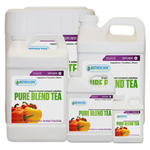 Pure Blend Tea by Botanicare