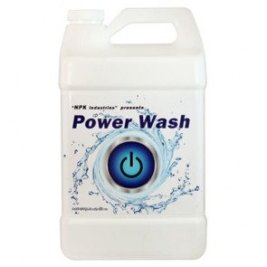 Freq Water Power Wash Gallon