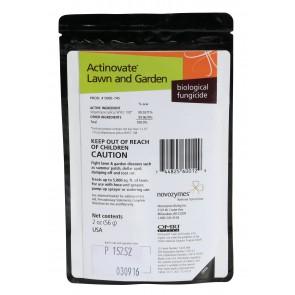 Actinovate Lawn & Garden Fungicide 2 oz