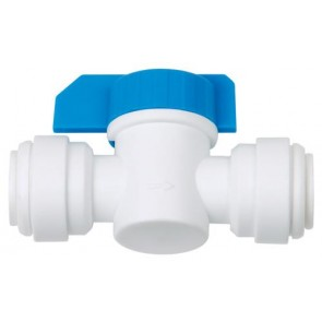 HydroLogic QC Inline Shut Off Valve 3/8""
