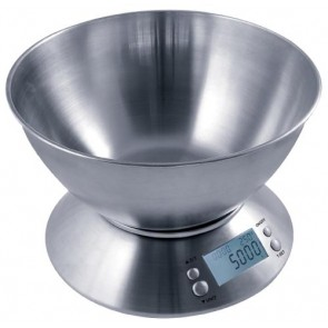 Measure Master 5000g Digital Scale w/ Bowl