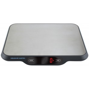 Measure Master Platform Scale 33 lb (15 kg) - 15000 g Capacity x 1 g Accuracy
