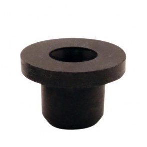 Rubber Grommet 1/4in - Top Hat