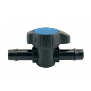 Hydro Flow Premium Barbed Ball Valve - 1/2""