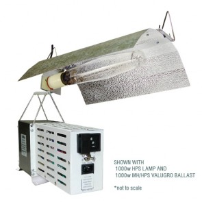 400 MH Econo Wing Grow Light System