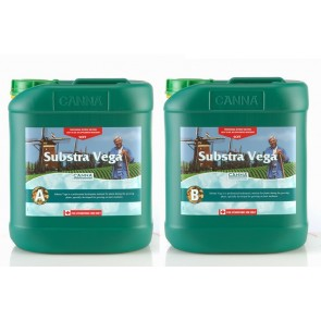 CANNA Substra Vega A/B Soft Water Nutrient