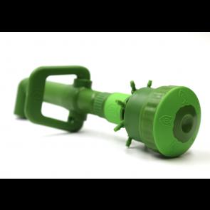 """FloraFlex Quick-Disconnect Pipe System - Open Flow Bubbler - 3/4"""" Elbow"""