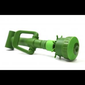"FloraFlex Quick-Disconnect Pipe System - Open Flow Bubbler - 3/4"" Tee"