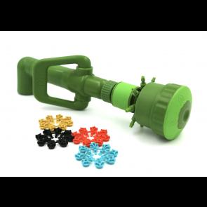 """FloraFlex Quick-Disconnect Pipe System - Multi Flow Bubbler - 1"""" Elbow"""