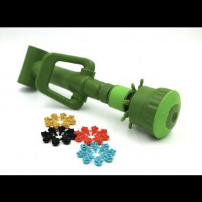 "FloraFlex Quick-Disconnect Pipe System - Multi Flow Bubbler - 1"" Tee"