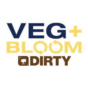 VEG+BLOOM DIRTY Base Nutrient - 25 lb