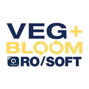 VEG+BLOOM RO/SOFT Base Nutrient - 25 lb